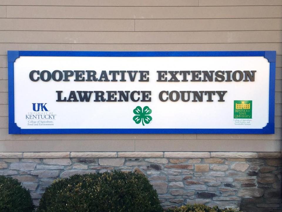 Lawrence County Extension Office